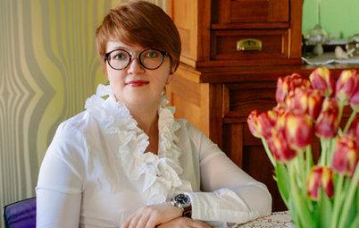 В гостях: Дизайнерская весна в старом московском доме