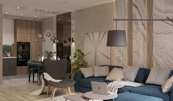 Новый, современный и стильный интерьер в ЖК «Олимпия»
