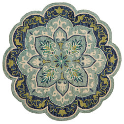 Traditional Area Rugs by LR Home