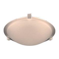 Nuova 1-Light Ceiling-Light, White