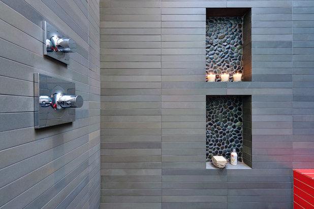 Crea nicchie in bagno per piccoli oggetti for Nicchie nelle pareti
