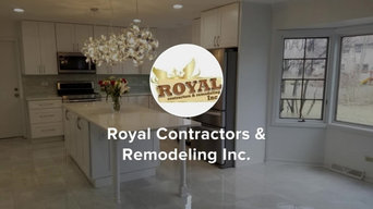 Company Highlight Video by Royal Contractors & Remodeling Inc.