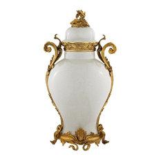 Eichholtz Armand White Vase