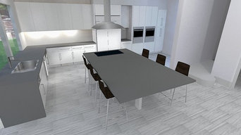 3D Visualization - Kitchen