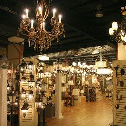 Royal Lighting Showroom Raynham Ma