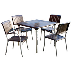 Modern Outdoor Dining Sets by Europa Leisure (UK) Ltd