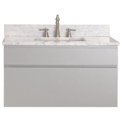 Marvelous Contemporary Bathroom Vanities And Sink Consoles by Avanity Corp