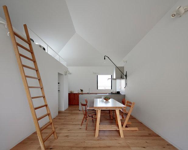 キッチン by 佐々木達郎建築設計事務所