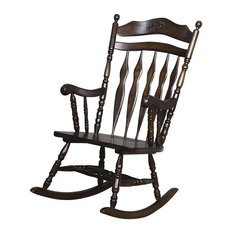 Miraculous 50 Most Popular Platform Rocking Chair For 2019 Houzz Gmtry Best Dining Table And Chair Ideas Images Gmtryco