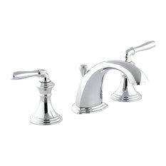 Devonshire(r) Widespread Bathroom Sink Faucet With Lever Handles