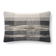 ED Ellen DeGeneres Crafted by Loloi  P4116 Decorative Throw Pillow, Down Fill