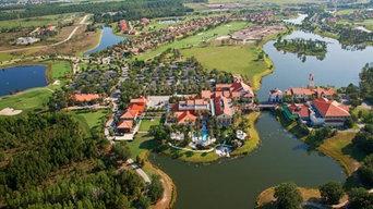 Solivita Community, Aerial View