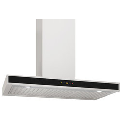 Contemporary Range Hoods And Vents by Ancona