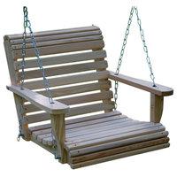 2' Cypress Roll Swing