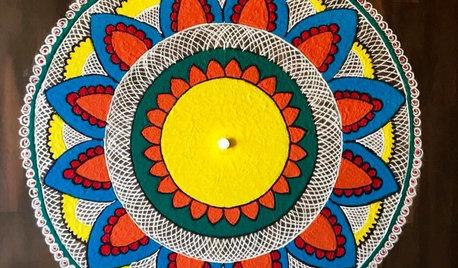 Diwali Celebrations: 6 Rangoli Designs to Make This Festive Season