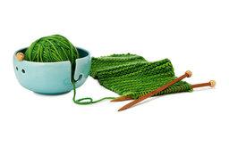 Hedgehog Yarn Bowl