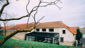 Rénovation et extension d'un restaurant à Reims (Marne)