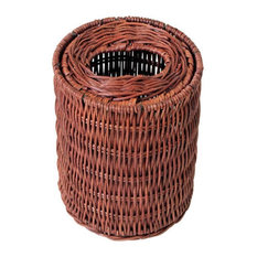 Tissue Box of Rattan