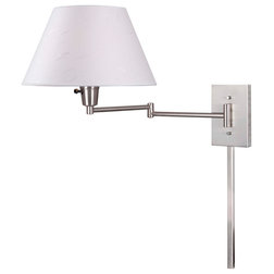 Epic Transitional Swing Arm Wall Lamps by Mylightingsource