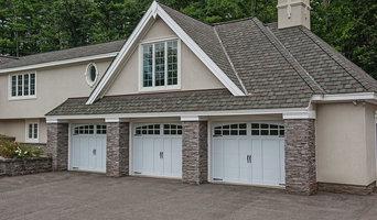 Customer's Garage doors