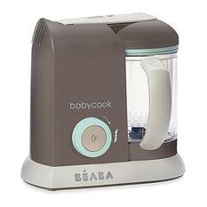 Beaba Babycook Pro Baby Food Maker, Latte/Mint