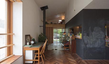 家族もゲストもくつろげる、居心地のよいカフェのような家