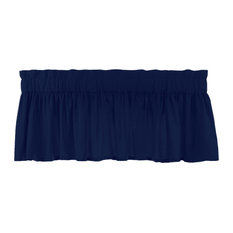 """Allyson Brooke Home - Gathered Valance, 3"""" Rod Pocket, Match Our EasyOn Dust Ruffles Crib Skirts - Crib Accessories"""