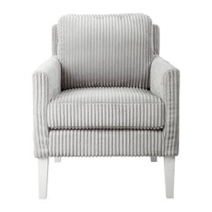 Cavalla Gray Accent Chair