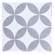Circulos GW Cement Tile, Sample