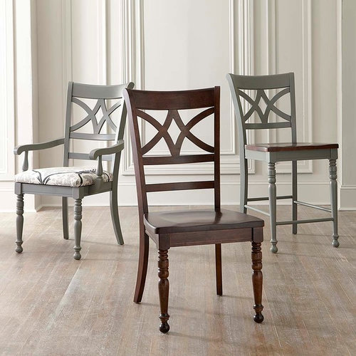 Custom Dining Side Chair By Bassett Furniture   Dining Chairs
