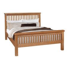 Otago Bed, Slatted, Super King
