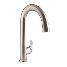 "Kohler Sensate Touchless Kitchen Faucet w/ 15-1/2"" Pull-Down Spout"