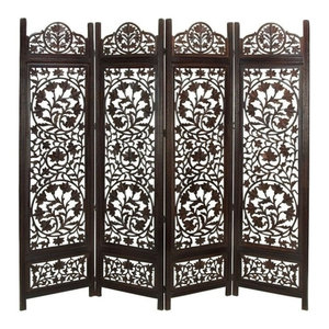 Pippa 4-Panel Screen Divider