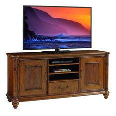 Tommy Bahama Home   Tommy Bahama Bali Hai Pelican Cay TV Stand, Warm Brown