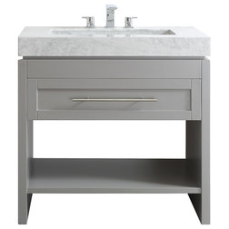 Great Contemporary Bathroom Vanities And Sink Consoles by Vinnova