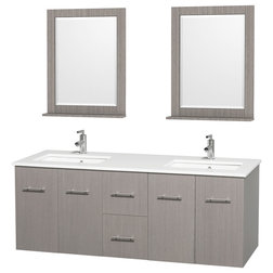 Popular Modern Bathroom Vanities And Sink Consoles by Luxvanity
