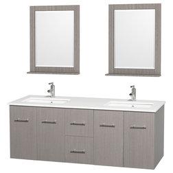 Fresh Modern Bathroom Vanities And Sink Consoles by Luxvanity