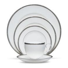 Noritake Rochelle Platinum, 5-Piece China Set