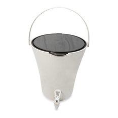 urban composter australia urban composter black lid 4 gallon black 18