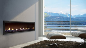 Escea - DX1500 Gas Fireplace