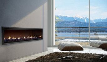 Escea - DX1500 Gas Fireplace
