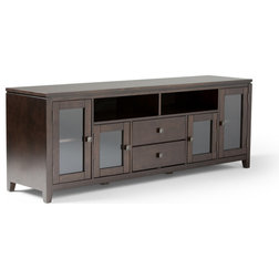 Transitional Entertainment Centers And Tv Stands by Simpli Home Ltd.