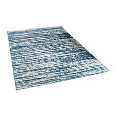 Chloe Vintage Blue Rug, 160x235 cm
