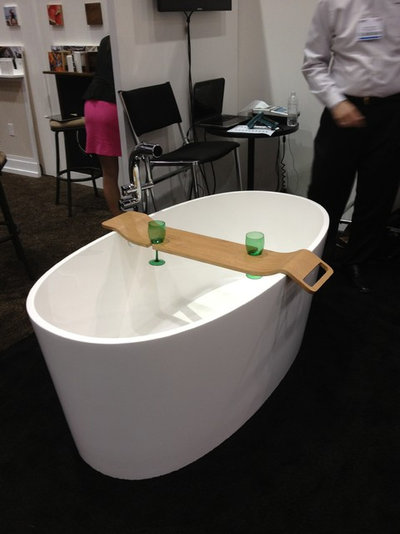 Inventive new products for fun designs ahead for Limestone tub