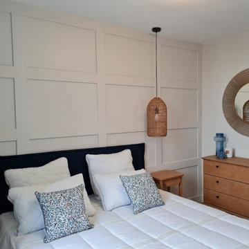 Rénovation et décoration d'un appartement en bord de mer