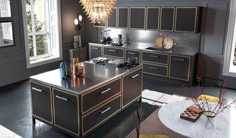 Ilve Küchen und Ilve Edelstahl-Küchen - luxus pur