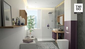 Rénovation d'une salle de bain Parisienne : Twido® une solution 2 en 1 !