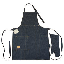 Contemporary Aprons by ASD LIVING