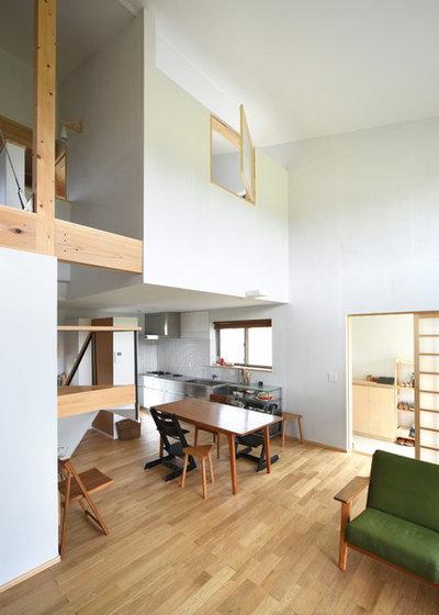北欧  by 一級建築士事務所 エーアンドエーセントラル arts and architecture