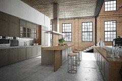 Credenza Con Piattaia Ikea : Idee per una piccola cucina